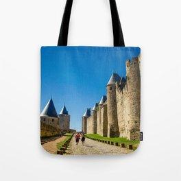 Carcassonne Tote Bag