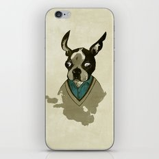 perfect gentleman iPhone Skin