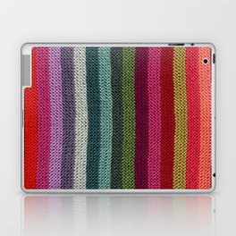 Get Knitted Laptop & iPad Skin