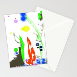 Deconstructed Lava Lamp Stationery Cards