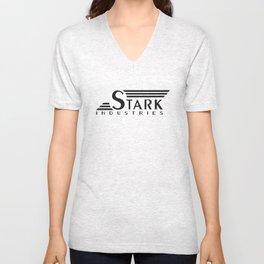 Stark Industries (Tee and Vinyl Cover) Unisex V-Neck