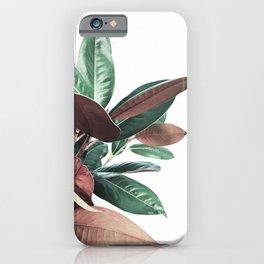 Grandiflora iPhone Case