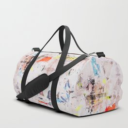 Lick wall Duffle Bag
