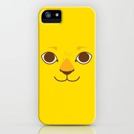 Little Lion iPhone Case
