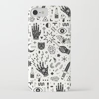 witchcraft iPhone & iPod Cases featuring Witchcraft II by LordofMasks