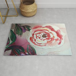 Mother's Day Flowers, Flowers That Will Last Forever Rug