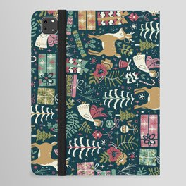 Christmas Joy iPad Folio Case