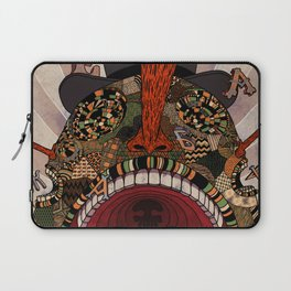 swallow frogs Laptop Sleeve