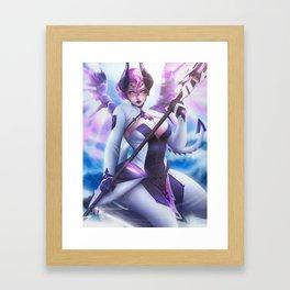 Imp Mercy Framed Art Print