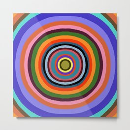 Technicolor dream 002 Metal Print