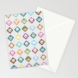The Nik-Nak Bros. Multee Kolour Flipped Stationery Cards