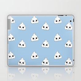 ghost poopies Laptop & iPad Skin