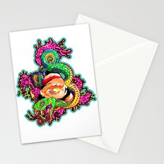 SnakeEyes Stationery Cards