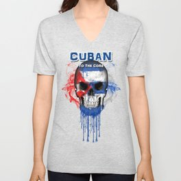 To The Core Collection: Cuba Unisex V-Neck