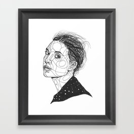 Lykke Li Framed Art Print