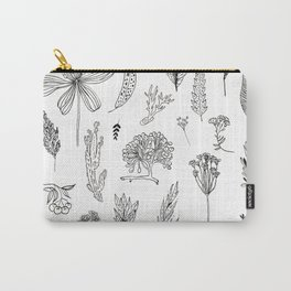 Graphical herbs Carry-All Pouch