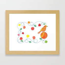 Kitchen yiguirro Framed Art Print