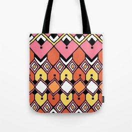 Umi Red Tote Bag