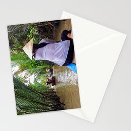 Tributary of the Mekong Delta Stationery Cards