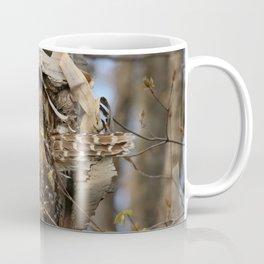 Needing a much deserved stretch Coffee Mug