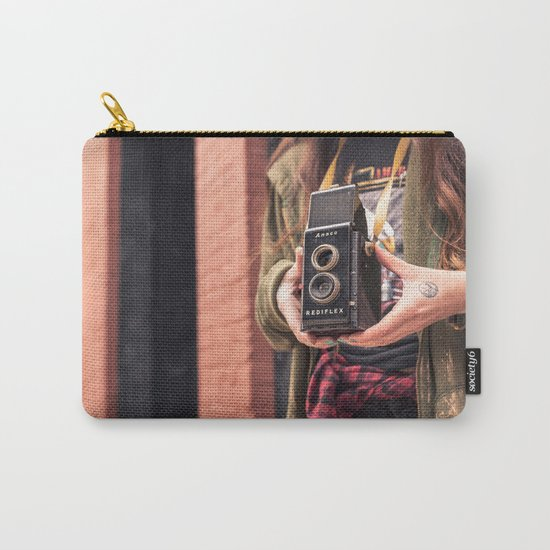 Take a photo Carry-All Pouch