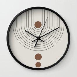 Balance III Wall Clock