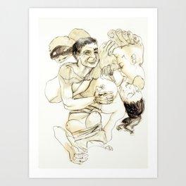 Tristan Corbière, Thick Black Trace, Elizir d'amor Art Print