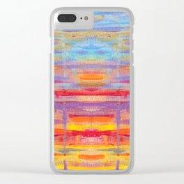 Sunrise #1 Clear iPhone Case
