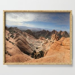 Desert View Serving Tray
