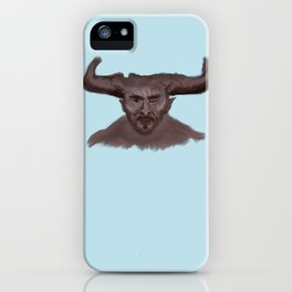 Sweet Bull iPhone Case