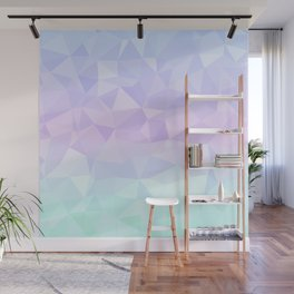 Cool Pastels Wall Mural