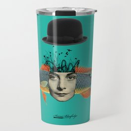 haven't been daydreaming in lately Travel Mug