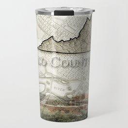 Henrico County VA Travel Mug
