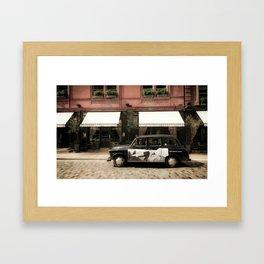 Covent Garden, London Framed Art Print