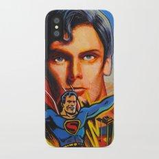 Superman! iPhone X Slim Case