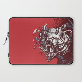 wracked borg Laptop Sleeve