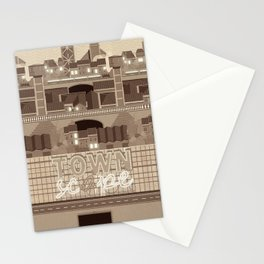 Townscape Vintage Stationery Cards