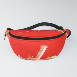 SquaRed: UndeRed Press Fanny Pack