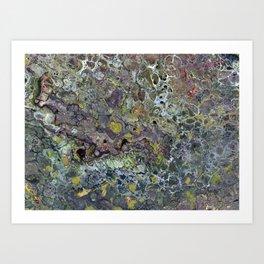 Nebulous 3 Art Print