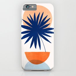 Islands in The Sun / Abstract Shapes iPhone Case