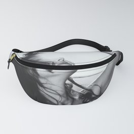 1001 Sandy Dune Nude Babe Fanny Pack