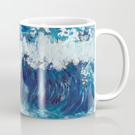 Crest of a Wave Coffee Mug