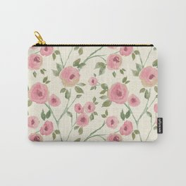 Eleanor Rose Carry-All Pouch