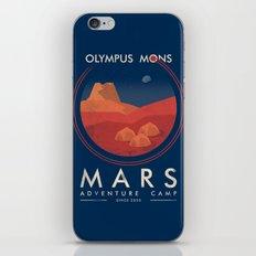 Mars Camp iPhone & iPod Skin