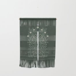 Flame of the West Wall Hanging