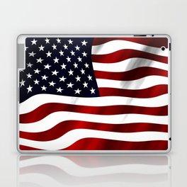 American Flag USA Laptop & iPad Skin