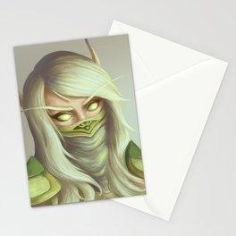 Blood Elf Stationery Cards