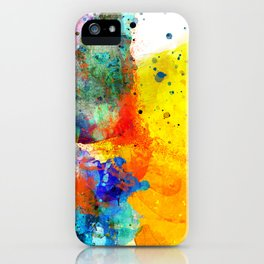 The expansive Impulse iPhone Case