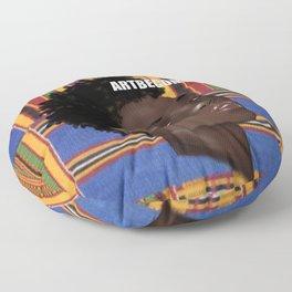 Poise - Blue Kente Floor Pillow