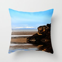 Arran Hills  Throw Pillow